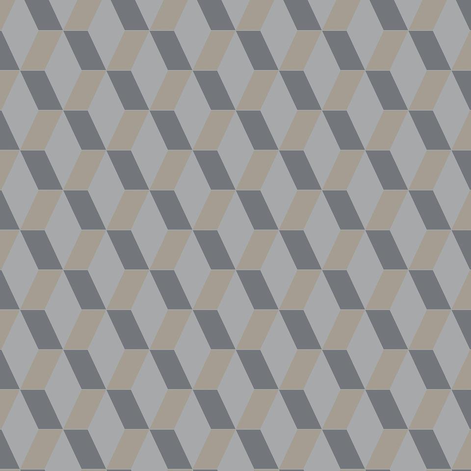 cubic dark beige
