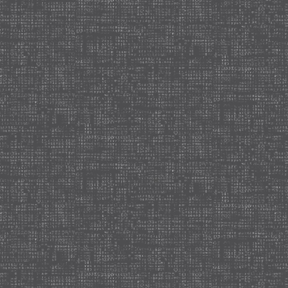 encryption black-white